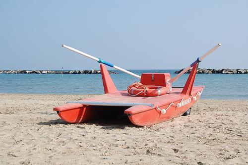 Remi in barca