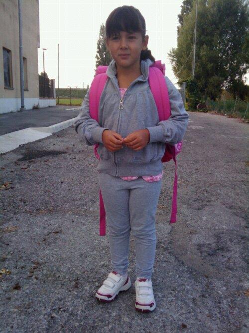Primo giorno di scuola