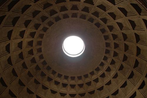 Pantheon (amo questo posto)
